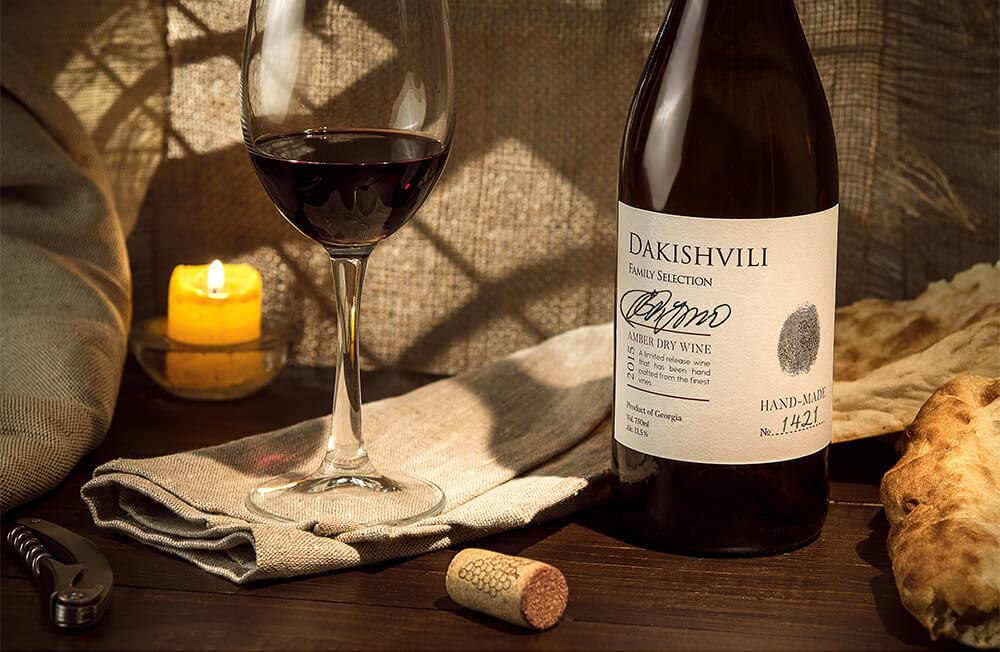 розробка етикетки вина
