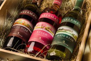 Съемка предметная вино Инкерман фотостудия ТСД