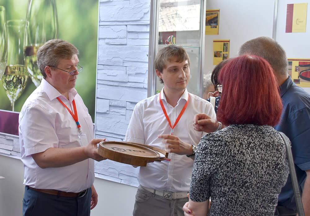 , Дизайн-студія «ТСД» взяла участь в міжнародній виставці WinExpo Georgia 2017
