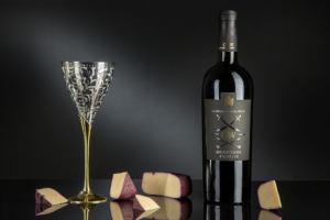 Дизайн этикетки вина GRW