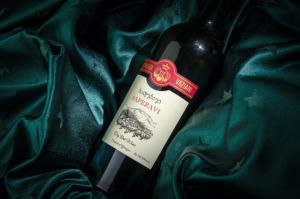 Этикетка на бутылку вина VAZIANI