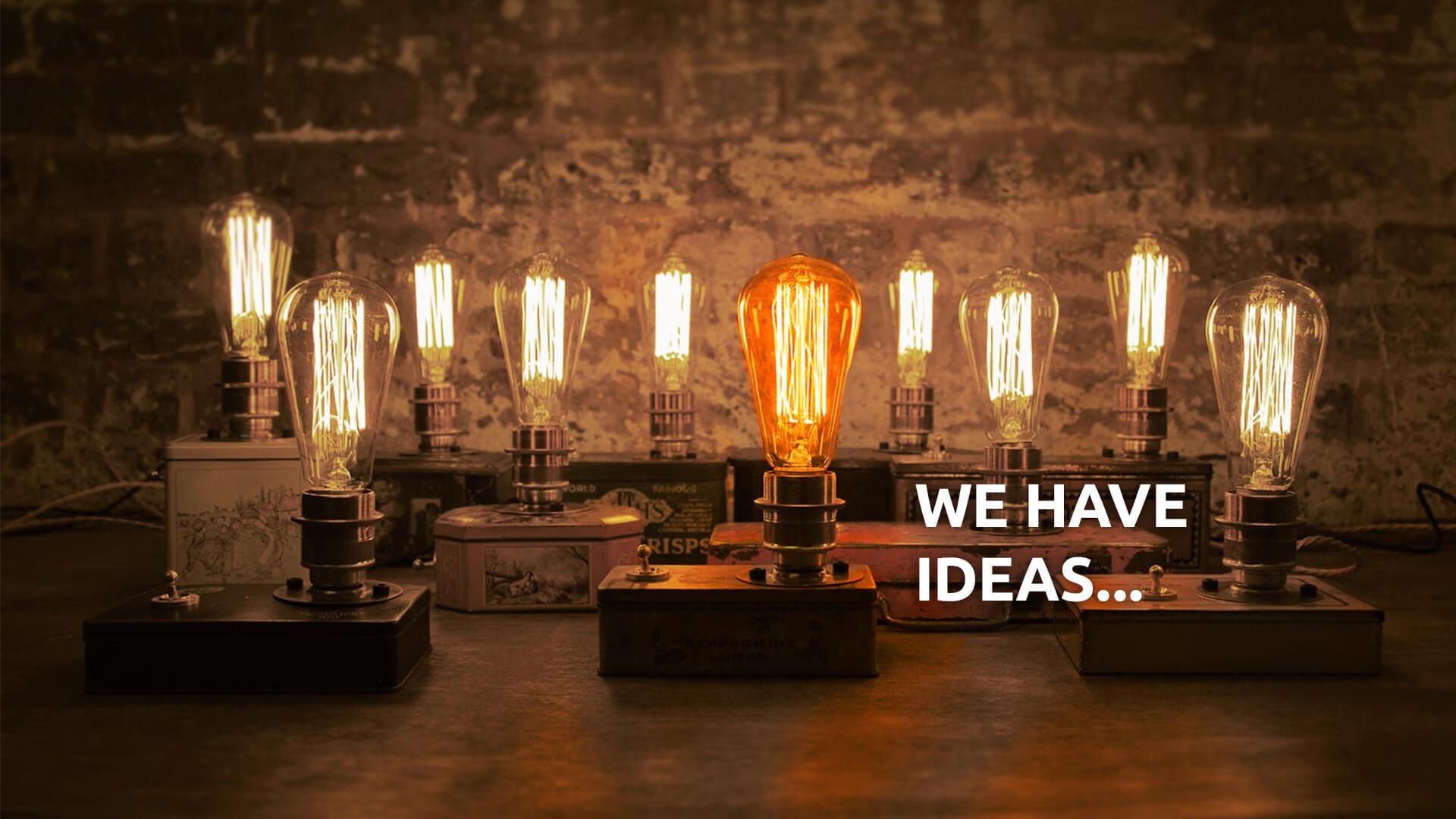 У нас есть идеи для вашего дизайна