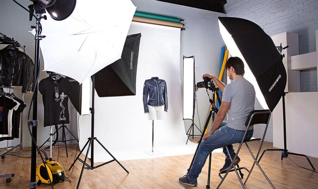 замовити предметну зйомку одягу