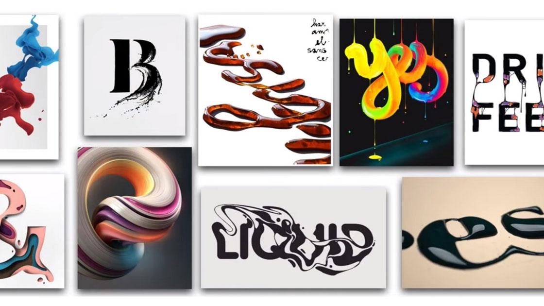 створити дизайн шрифтів