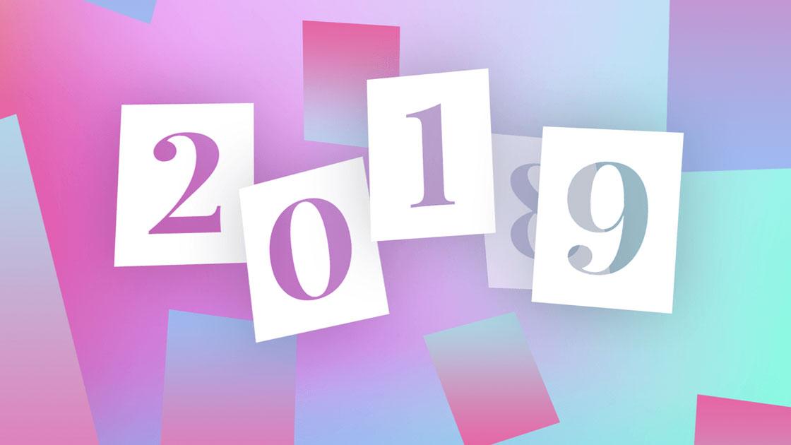 графический дизайн 2019