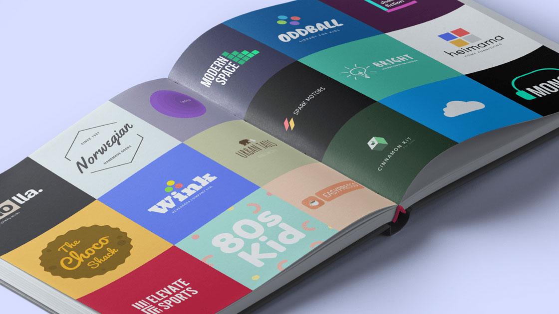 тренды дизайна логотипов