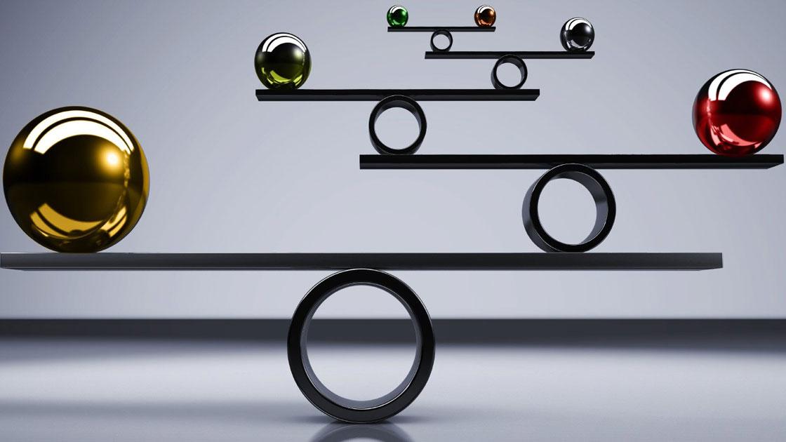 баланс дизайн