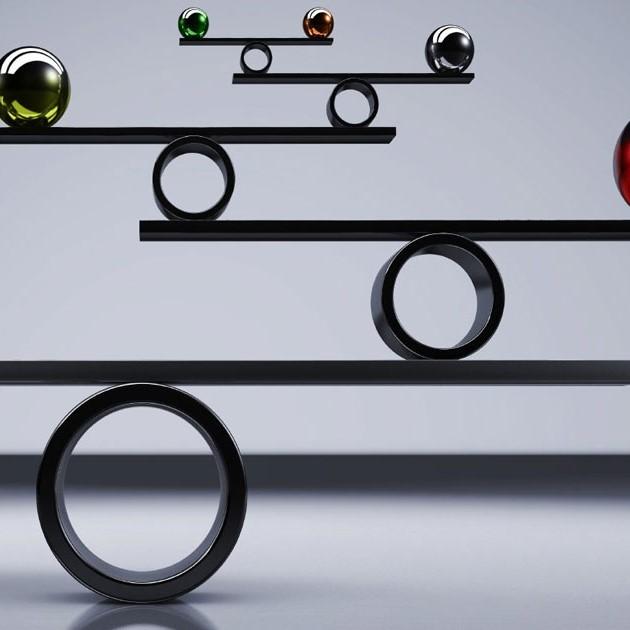 Баланс в графическом дизайне