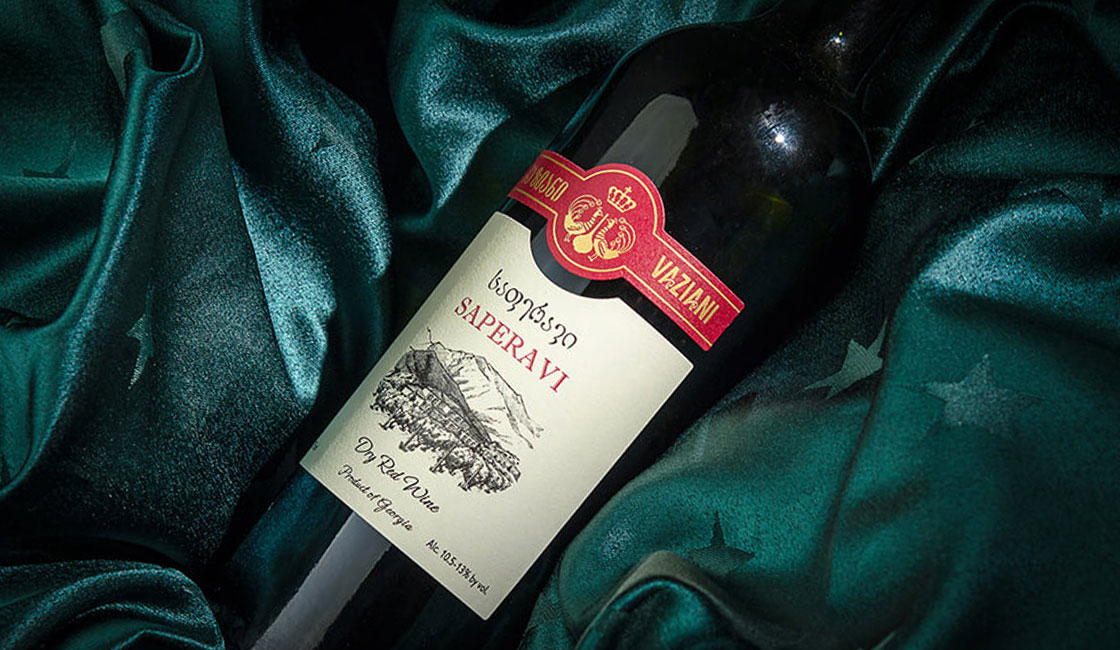 красивая этикетка для вина