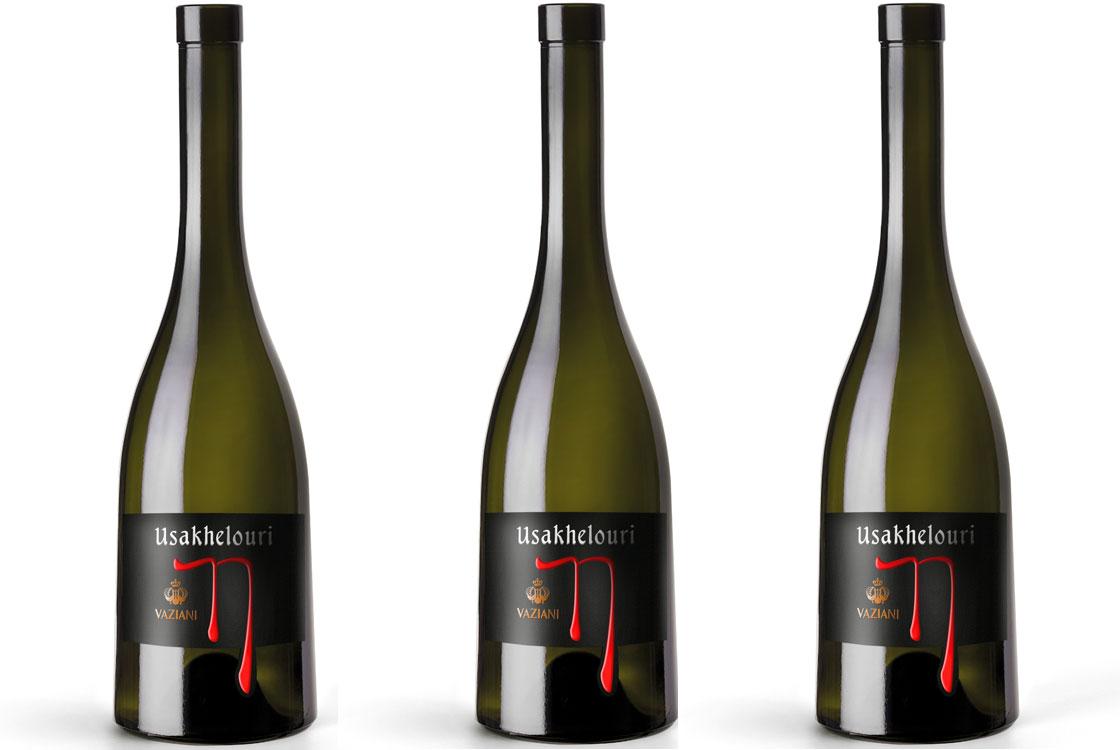 разработка дизайна этикетки для вина