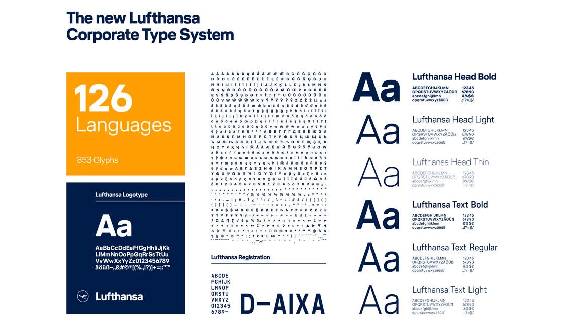 luftganza brand book