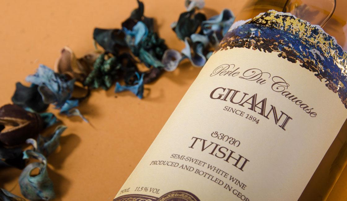 продающий дизайн винной этикетки
