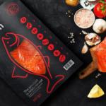 заказать дизайн рыбной упаковки
