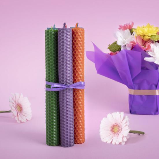 , Комплексный дизайн для ТМ Candle Market (подарочная упаковка, инструкция)