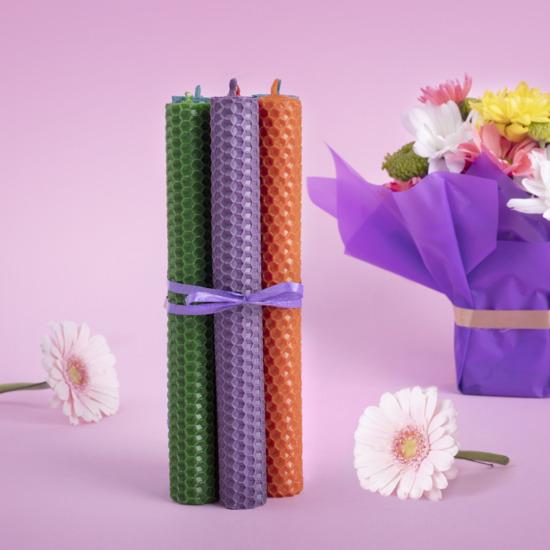 , Комплексный дизайн для ТМ Candle Market (свечи, упаковка, инструкция)